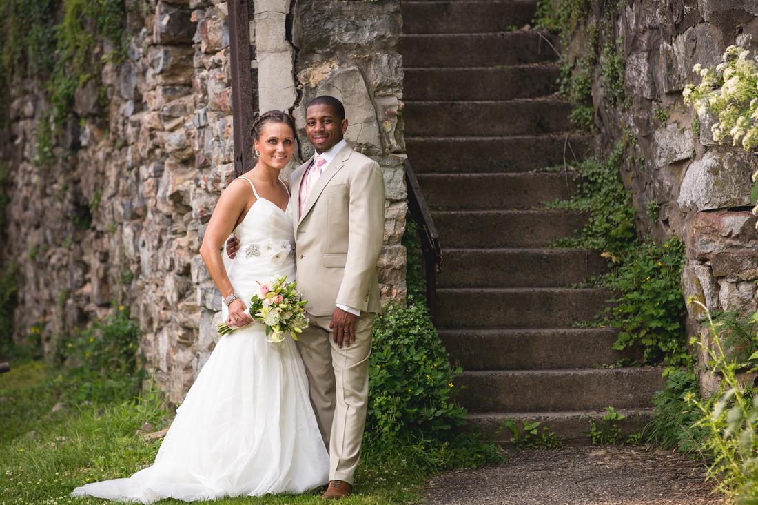 Greg & Elise Wedding at Historic Bethlehem
