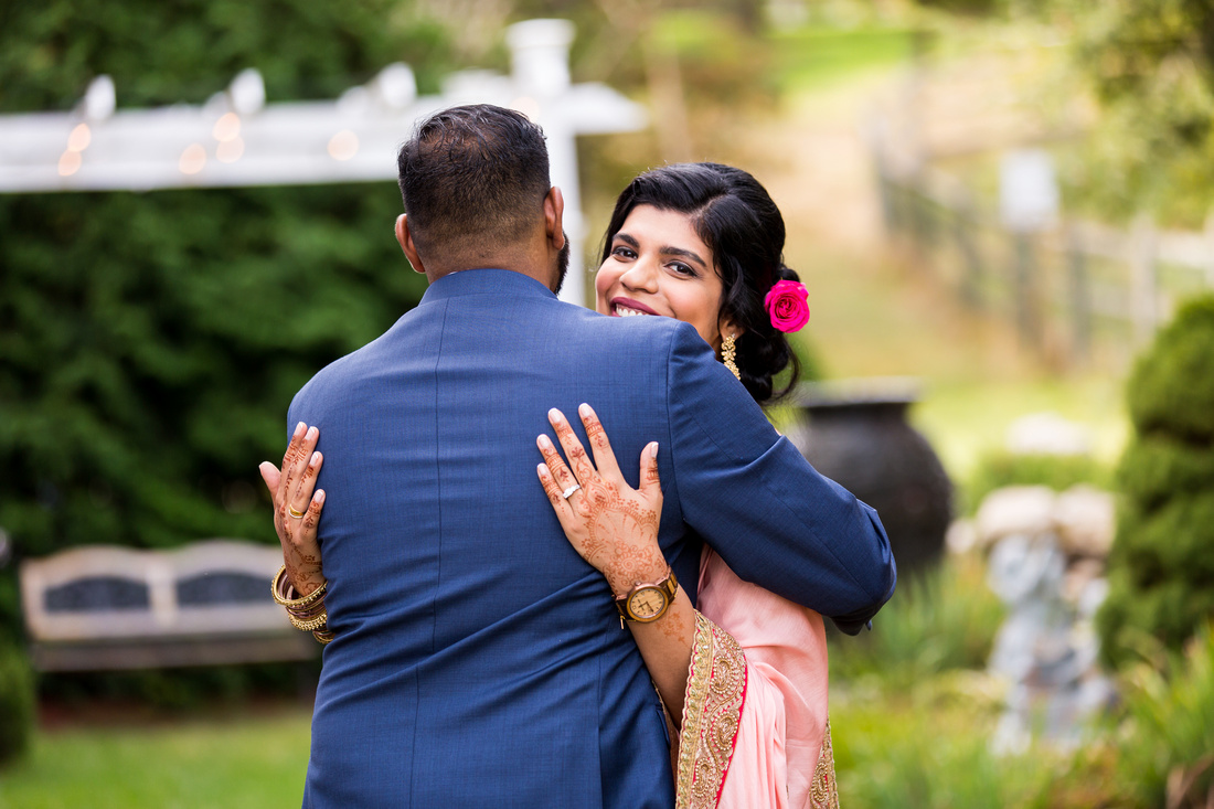 Jency & Leo Engagement at Ashiwad Palace