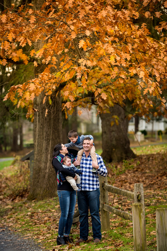 Friedel Family Session at Jacobsburg Park