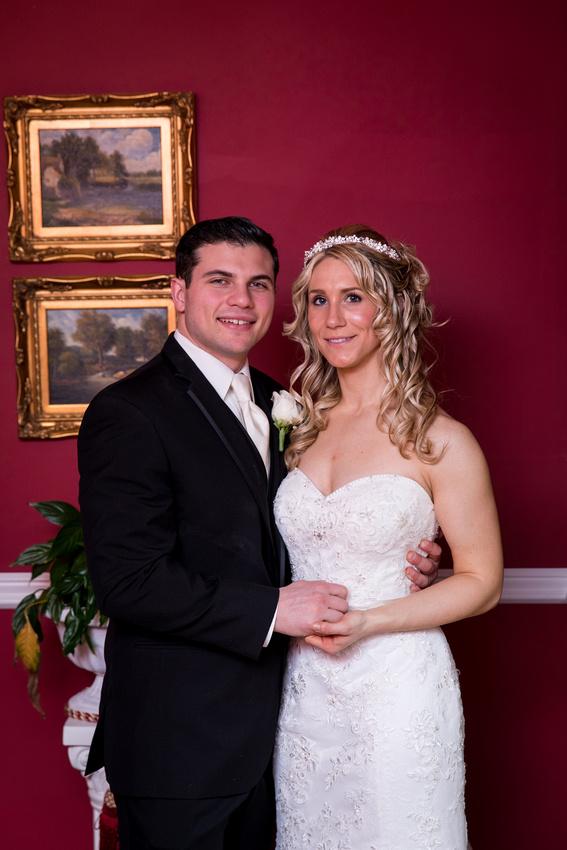 Amanda & Frank Wedding -  Lehigh valley wedding photography