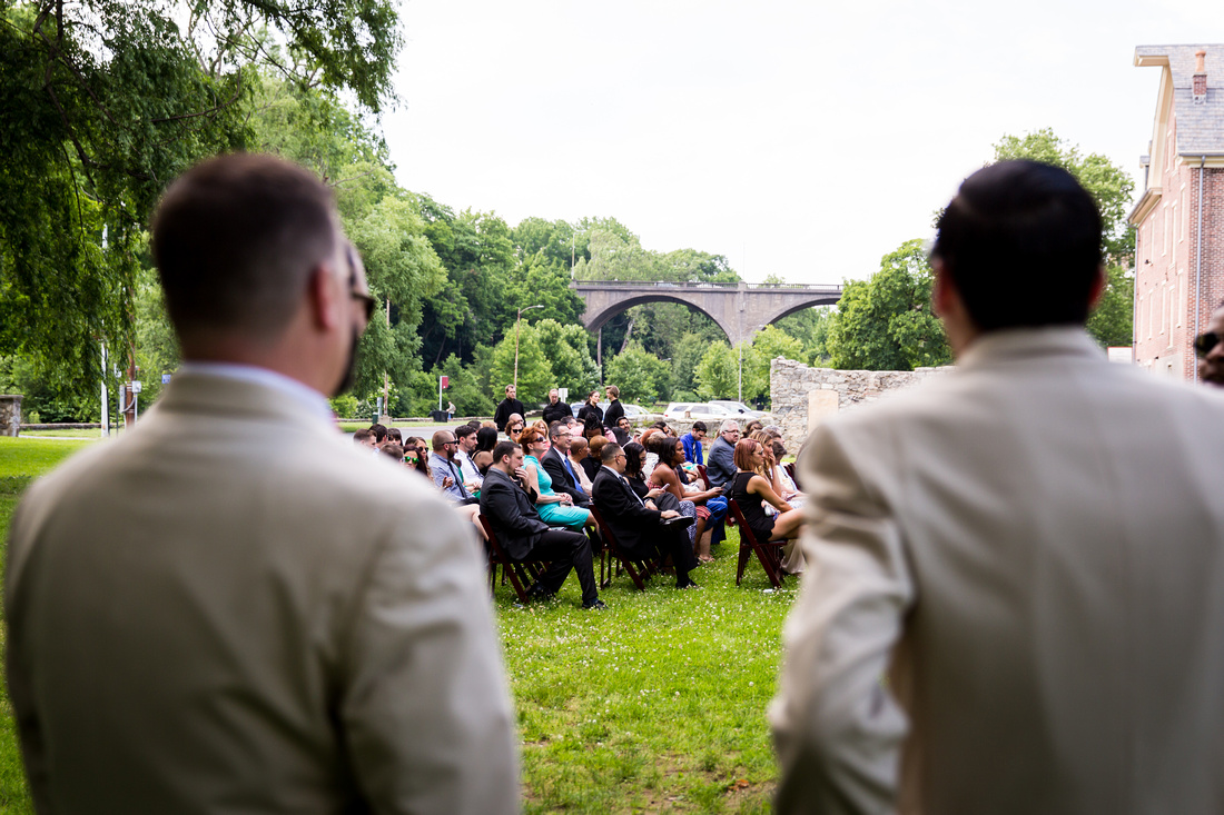 Greg & Elise Wedding at Historic Bethlehem
