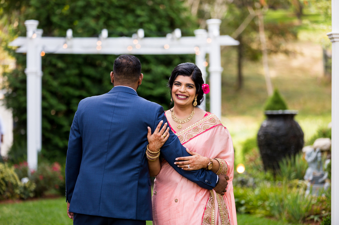 Jency & Leo Engagement at Ashiwad Palace