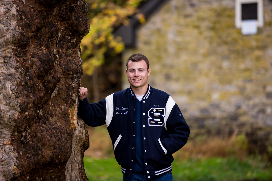 Cole Senior Session